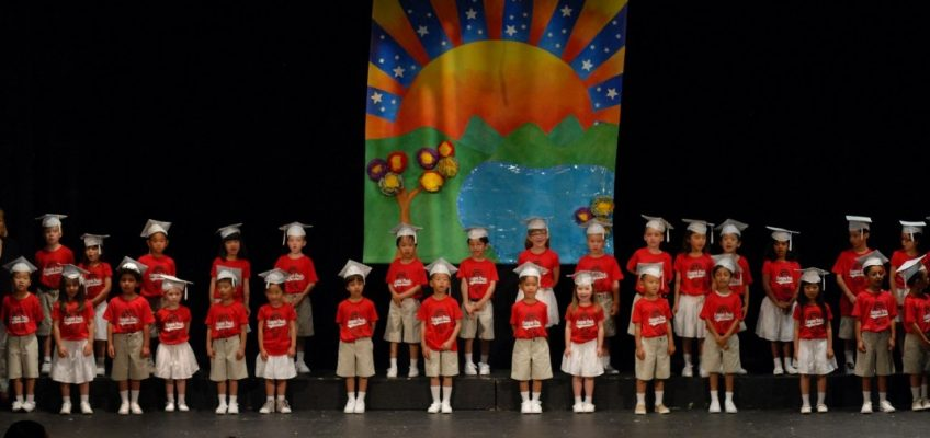 Canyon Creek Day School Kindergarten Graduation