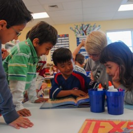 Kindergarten Preview