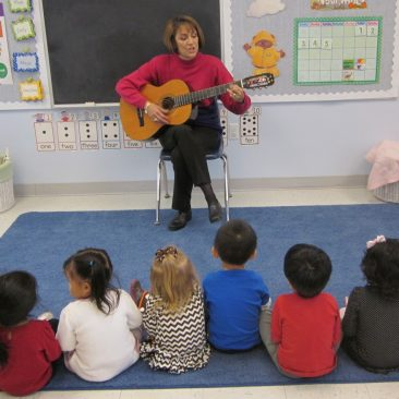 Plano preschool Spanish