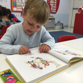 Benefits of Early Reading