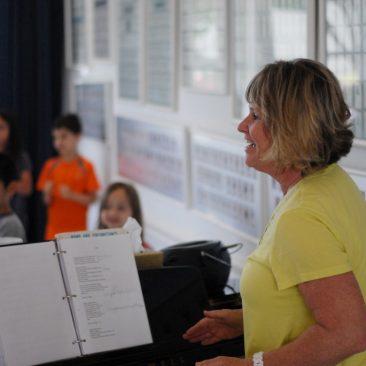 Canyon Creek Day School music